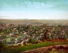 Portland and Mount Hood, Oregon, ca. 1901