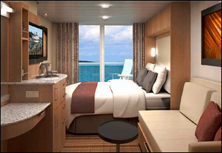 Celebrity cruises constellation staterooms