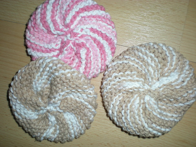 Knitted Scrubbies Free Pattern : photo