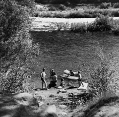 Kings River -- Kirch Flat 1965