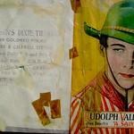 Rudolph Valentino, A Sainted Devil advertisement, Jacobson