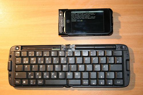 iphone external keyboard. Black Bedroom Furniture Sets. Home Design Ideas