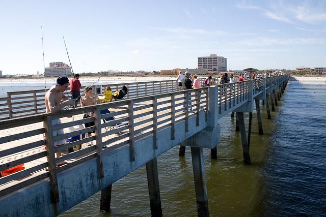 Jax Beach Pier Flickr Photo Sharing