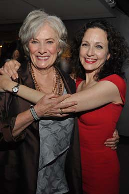 Betty Buckley & Bebe Neuwirth