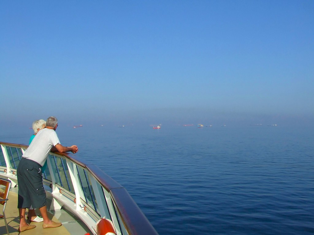 Straits Of Hormuz