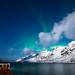 Northern Lights over Ersfjordbotn by B-Fool