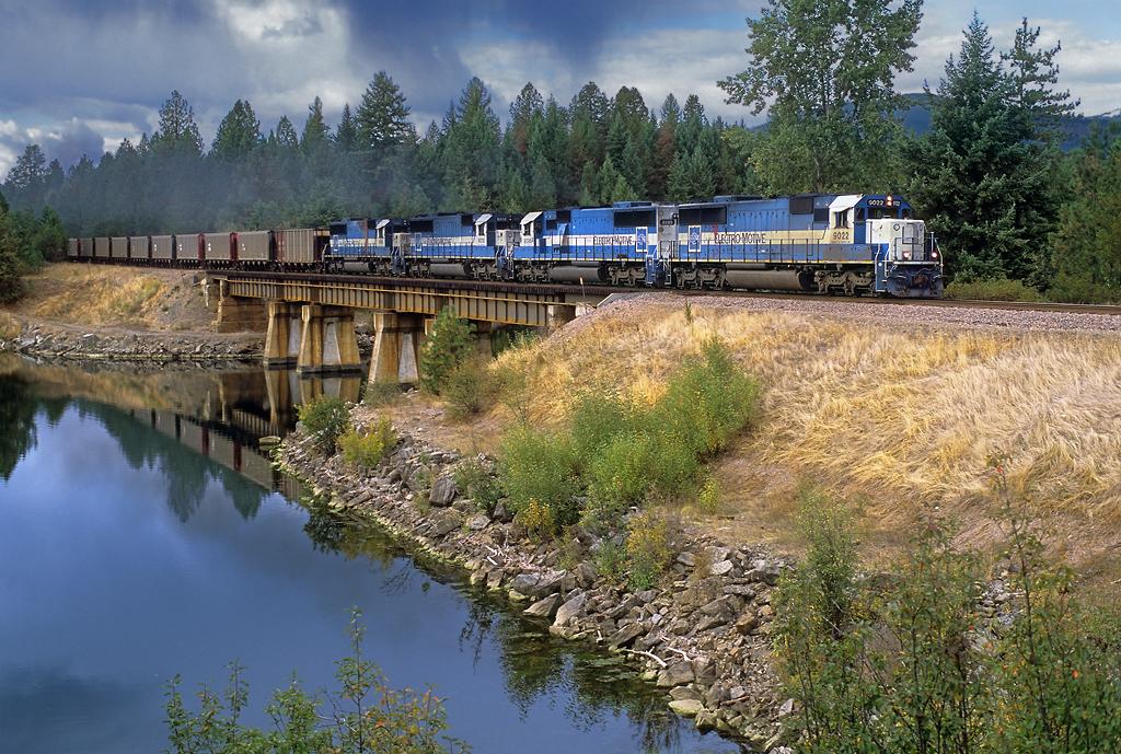 South Island Park Trout Creek Montana
