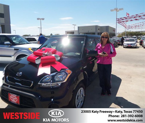 #HappyBirthday to Kevin D Marik from Gilbert Guzman  and everyone at Westside Kia! by Westside KIA