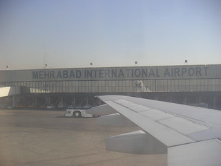 MEHRABAD INTERNATIONAL AIRPORT