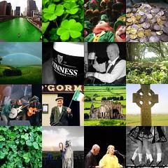 "Happy St Patrick's Day! Happy Birthday! Some Favorite ""Green"" Photos:"