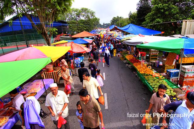 Temerloh Sunday Market