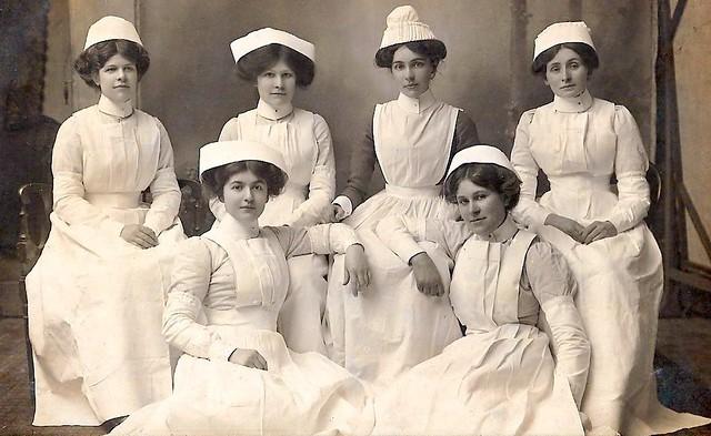 Vintage Nurse Photos 9