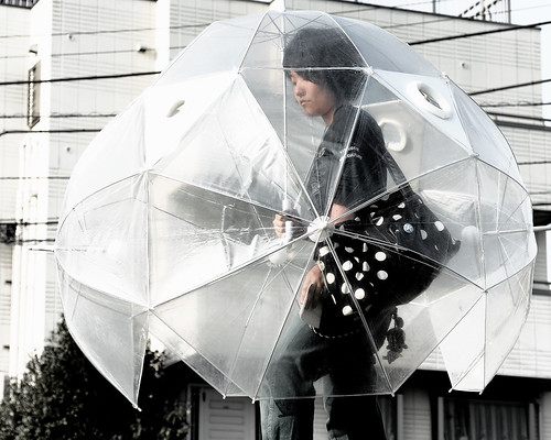 Cool Brolly by yamuhaton