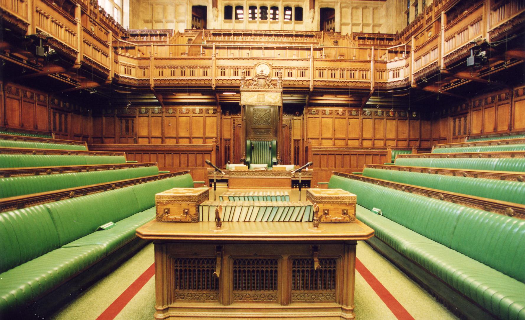 house of commons speaker