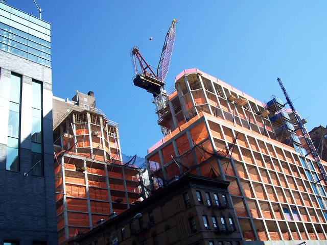Tower Crane Ny : Photo