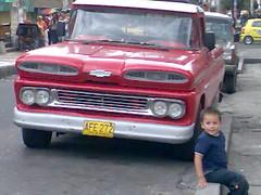 chevrolet(1.0), automobile(1.0), commercial vehicle(1.0), pickup truck(1.0), sport utility vehicle(1.0), vehicle(1.0), truck(1.0), chevrolet c/k(1.0), land vehicle(1.0),