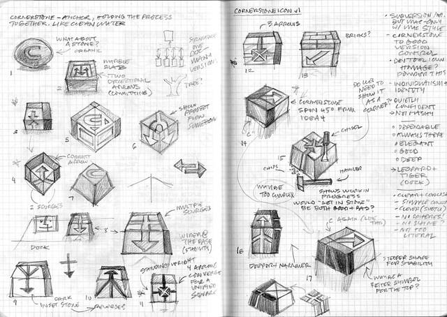 cornerstone sketches v1 7
