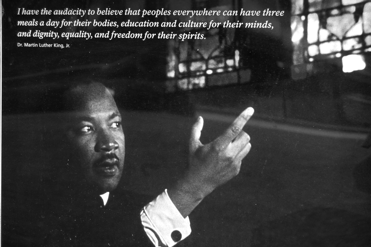 happy birthday MLK