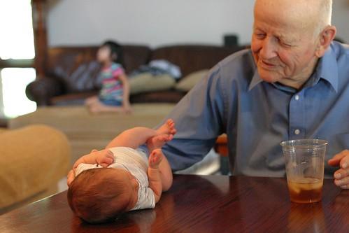 Uncle Jack meets Jack Declan