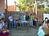 Jovenes talladores de El Alto con Fran Añez SIV