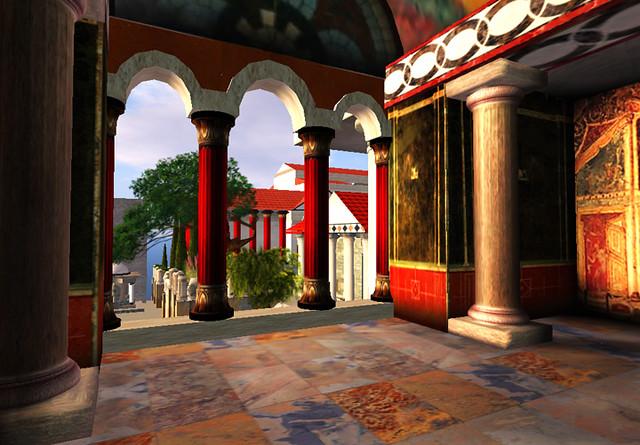 Roman Interior Design Rules