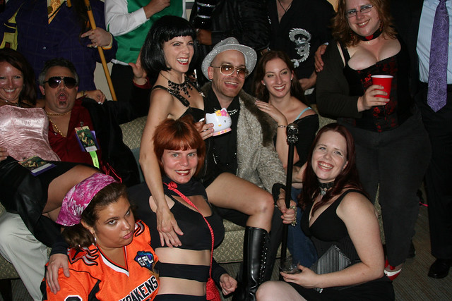 Pimps 'n Hoes Party 8 | Flickr - Photo Sharing!