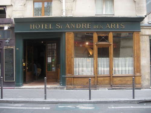 Hotel St. Andre Des Arts