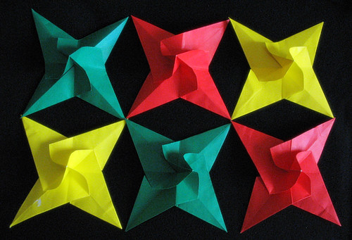 origami 3d stars | Images For Studyng HD | 341x500