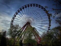 Ferris wheel - 45m (HDR)