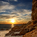 Sunset at Point Dume