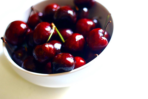 Life is just a bowl of cherries.