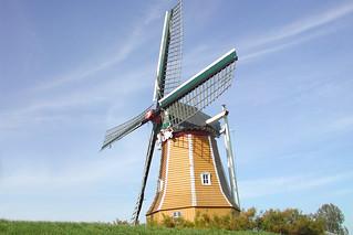 molen de Hoop, Sint Philipsland
