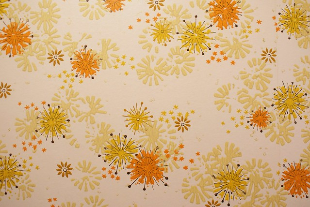 Floral Kitchen Wall Tiles
