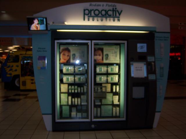 proactiv machine