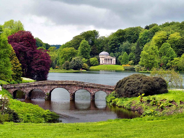 Stourhead Gardens Revisited