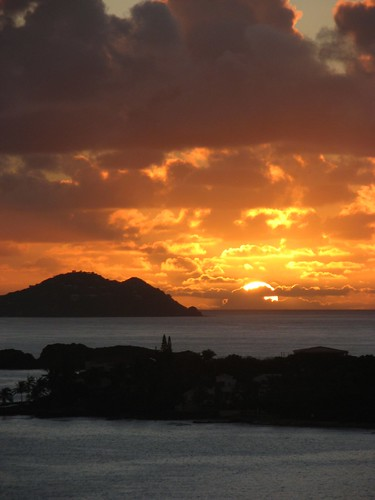 Virgin Islands Sunrise
