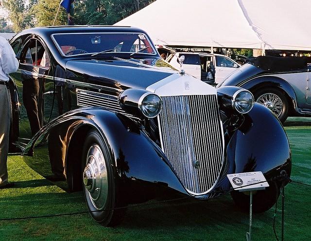 1925 rolls royce round door coupe flickr photo sharing for 1925 rolls royce round door