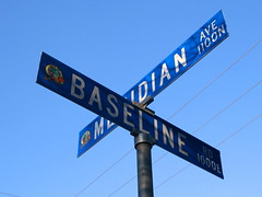 Baseline and Meridian