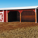 Premier Tall Ranch Loafing Shed (10x30)