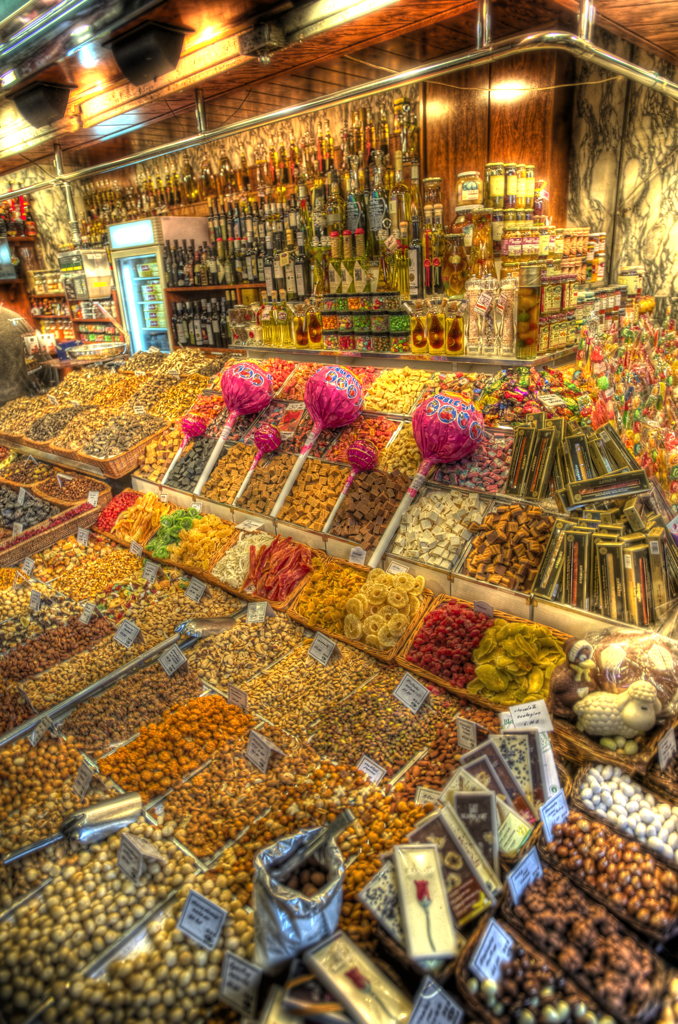 Sweets!!! (HDR)