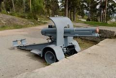 1904 Cocherill cannon