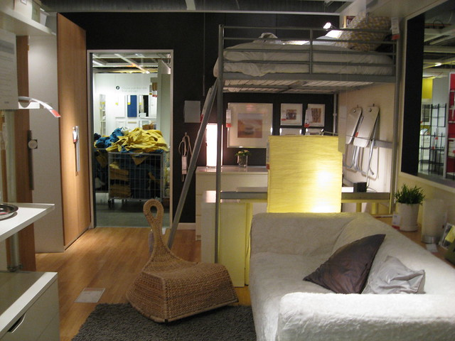 ikea tiny house display explore snidegrrl 39 s photos on flic flickr photo sharing. Black Bedroom Furniture Sets. Home Design Ideas