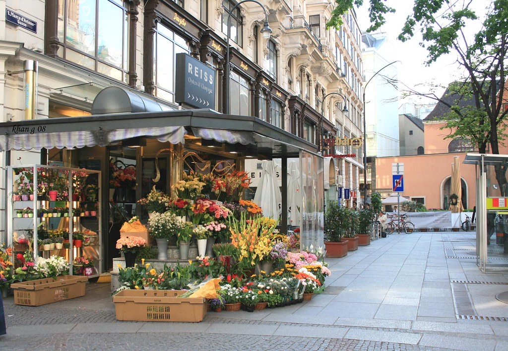 flower shop kärtner strasse