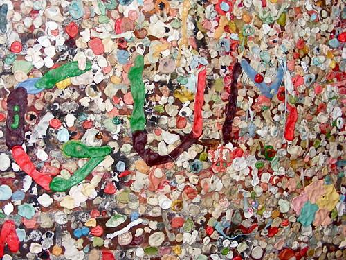 GUM ~ Seattle Gum Wall