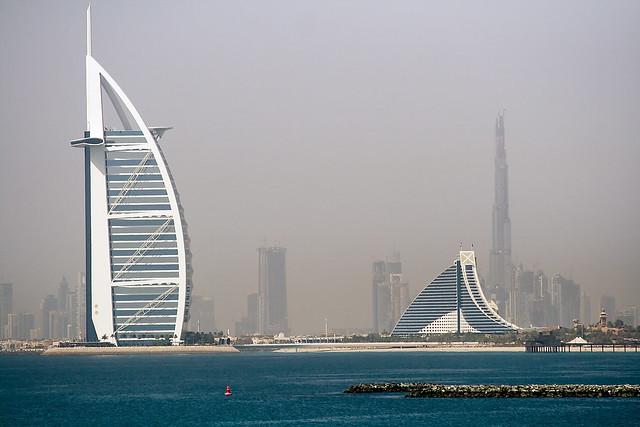 Dubai icons