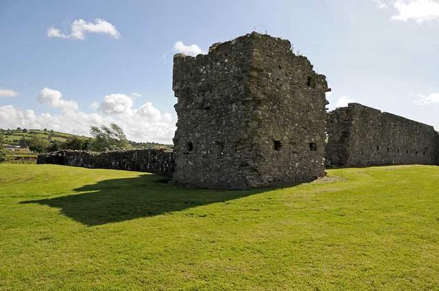 Castlederg Castle, Co Tyrone