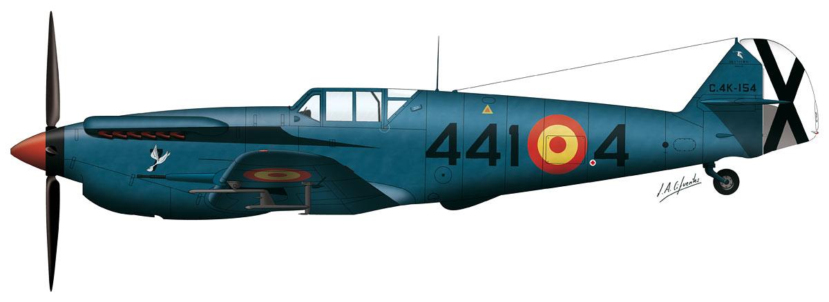 Hispano Aviación Buchón 02
