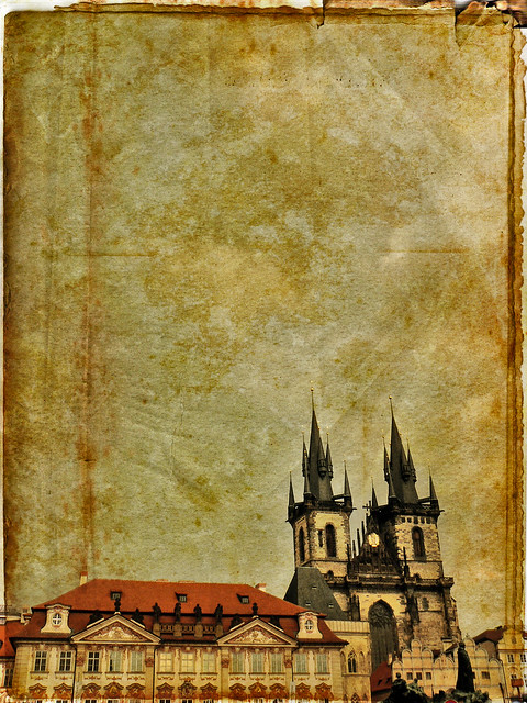 Prague...another point of view.-