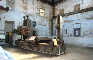 Machinery, Cockatoo Island, Sydney Harbour