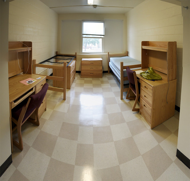 Roommate Apartment: Dorm Room- Just Arrived
